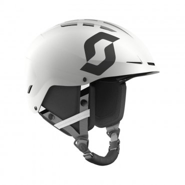 Scott Helmet Apic Plus white matt 17/18