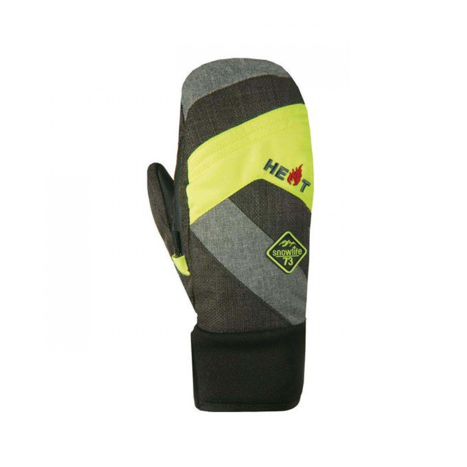 727726f0b9c Dětské lyžařské rukavice Snowlife Thermo Jr Mitten DK - Actisport.sk