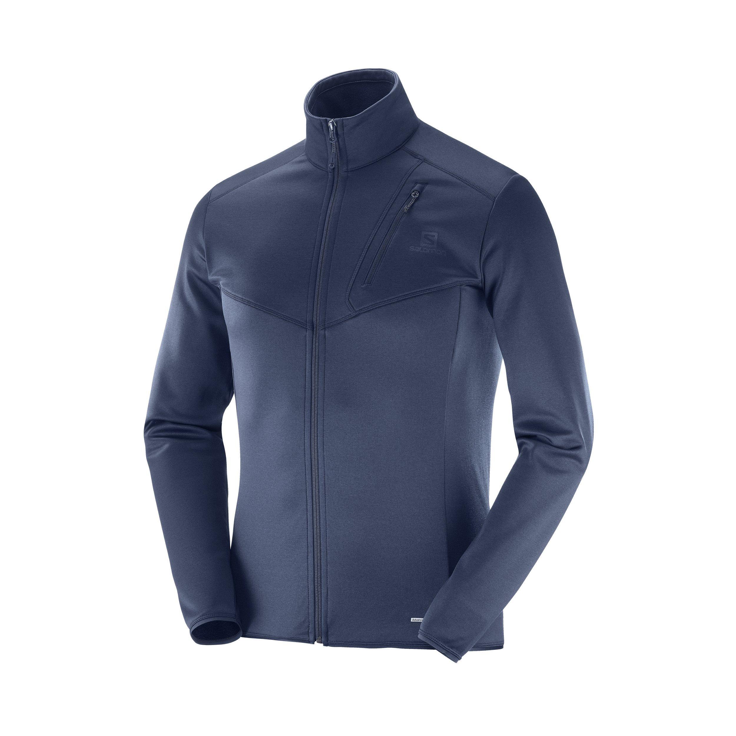 1631a0733 Lyžařské kalhoty Salomon Chill Out BIB Pant M L40409800 - Actisport.sk