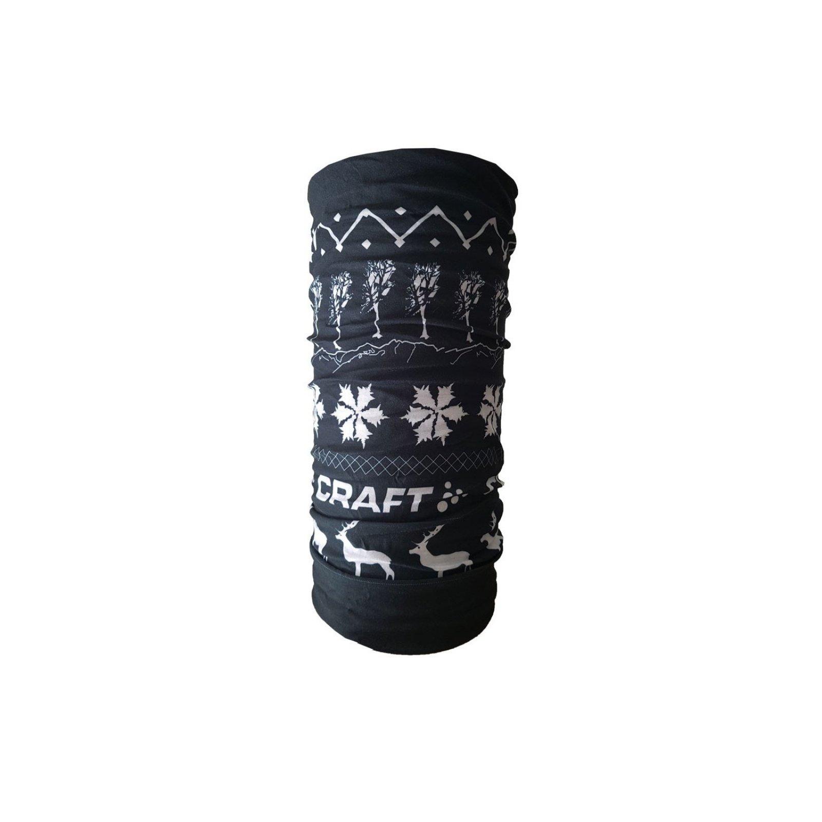 Nákrčník Craft Neck Tube 1904092-9900 černá - Actisport.sk 25fddc1206