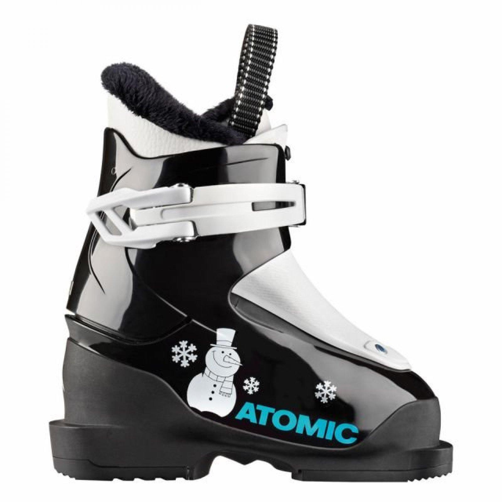 Sjezdové boty Atomic Hawx JR 1 Black White AE5018840 18 19 ... b83f0e1efe7