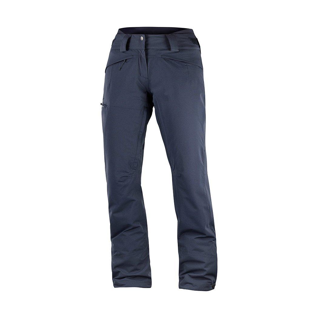 Salomon Quest Snow Pant W graphite L40289000 35061d7240