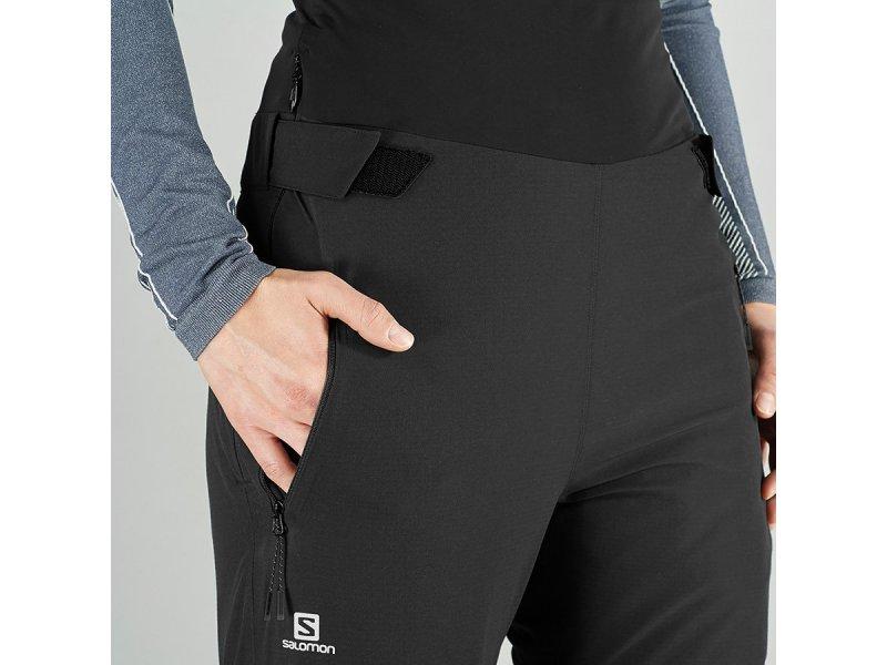 1d27991fcca Lyžařské kalhoty Salomon Catch Me Pant W black L40368600 - Actisport.sk
