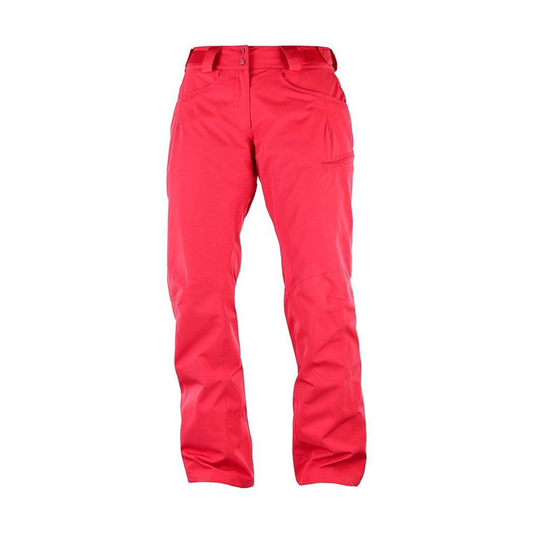 Salomon Fantasy Pant W hibiscus heather L40367000 67e1fe0652