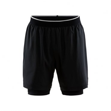 Craft Charge 2-in-1 Shorts M black 1907037-999000