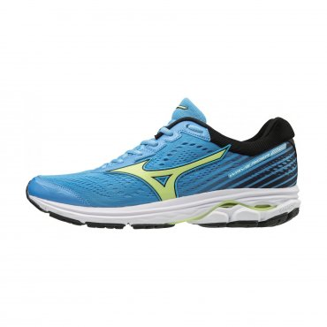 Mizuno Wave Rider 22/Azure Blue/Sharp Green/Black