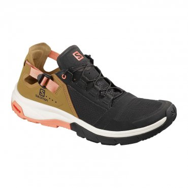 Salomon Techamphibian 4 W Black/Bistre/Tawny port L40681600