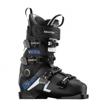 Salomon S/Pro 100 XF CS M Black/White/Race Blue L41013400 19/20