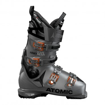 Atomic Hawx Ultra 120 S Antharcite/Black/Orange 19/20 28/28,5