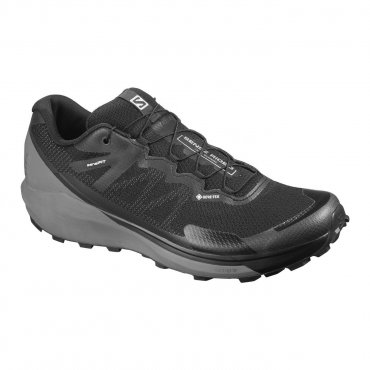 Salomon Sense Ride 3 GTX M Invisible Fit Black/Quiet shadow L40975100