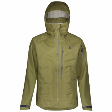 Scott Jacket M's Explorair 3L green moss