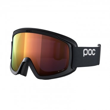 POC Opsin Clarity Uranium Black/Spectris Orange
