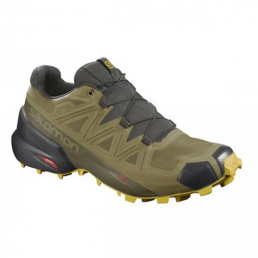 Salomon Speedcross 5 GTX M Martini Olive/Peat/Arrowwood L41117400