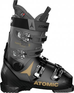 Atomic Hawx Prime 105 S W Black/Anthracite/Gold 20/21
