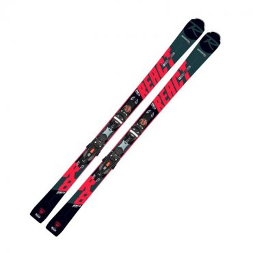 Rossignol React 8 HP Konect + NX 12 Konect GW B80 black/red 20/21