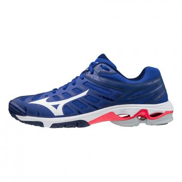 Mizuno Wave Voltage M reflex blue/white/diva pink V1GA196020
