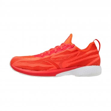 Mizuno Wave Aero 19 M ignition red/fiery red/white J1GA213773