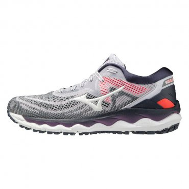 Mizuno Wave Sky 4 W lila hint/gold/india ink J1GD200242